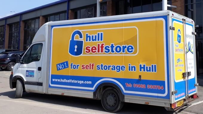 Secure Document Storage In Hull